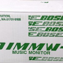 BOSE スピーカーシステム101MMW-W ホワイト