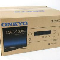ONKYO DAコンバーター DAC-1000S
