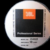 JBL 2460