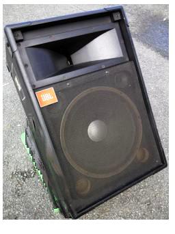 JBL スピーカー 4604B