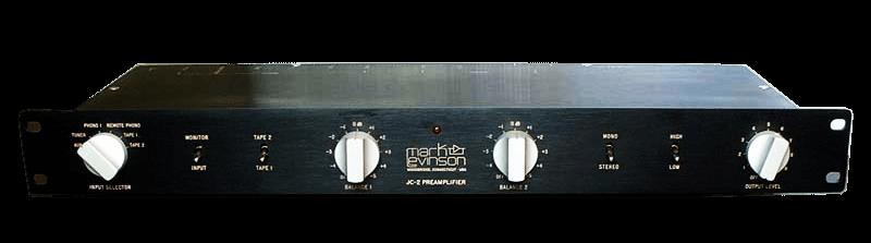 Mark Levinson マークレビンソン コントロールアンプ JC2