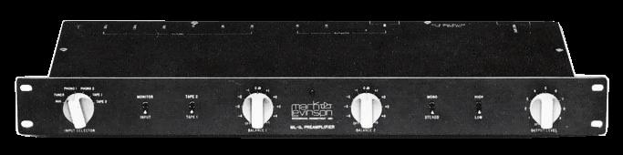 Mark Levinson コントロールアンプ ML-1L