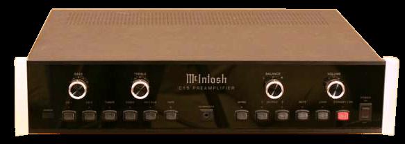 McIntosh コントロールアンプ C15の買取