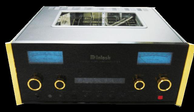 McIntosh 管球式コントロールアンプ C2300Gの買取