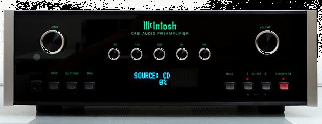 McIntosh  コントロールアンプ C48