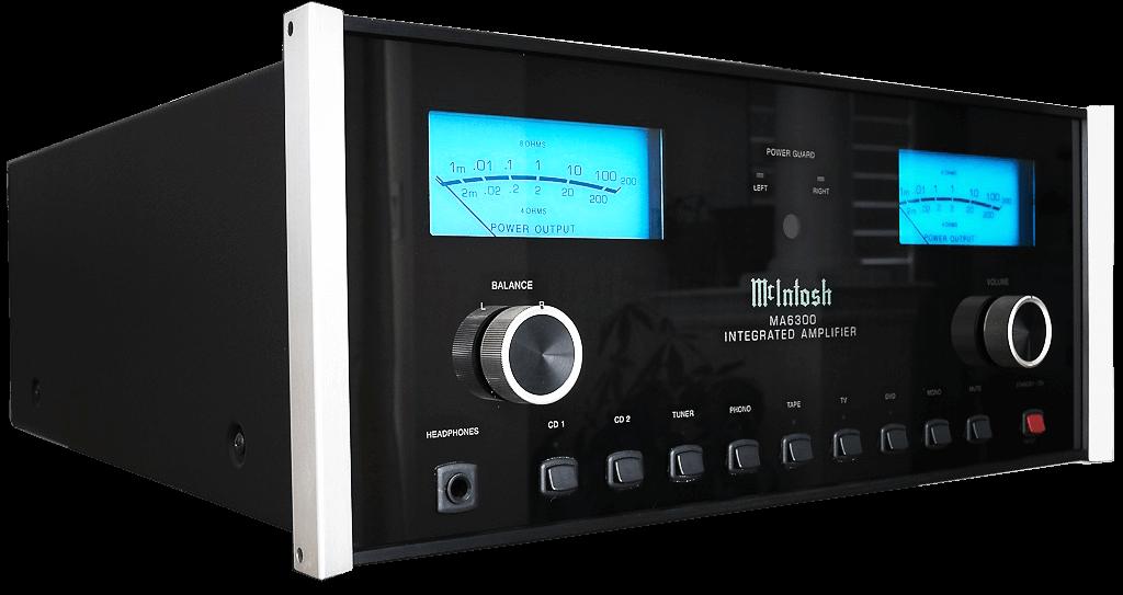 McIntosh プリメインアンプ MA6300の買取