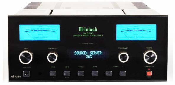 McIntosh プリメインアンプ MA6600
