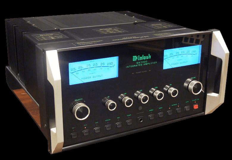 McIntosh プリメインアンプ MA7000の買取