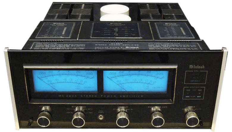 McIntosh パワーアンプ MC2205