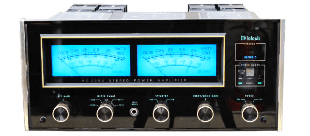 McIntosh パワーアンプ MC2255の買取