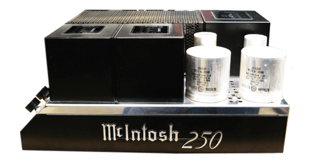 McIntosh パワーアンプ MC250の買取