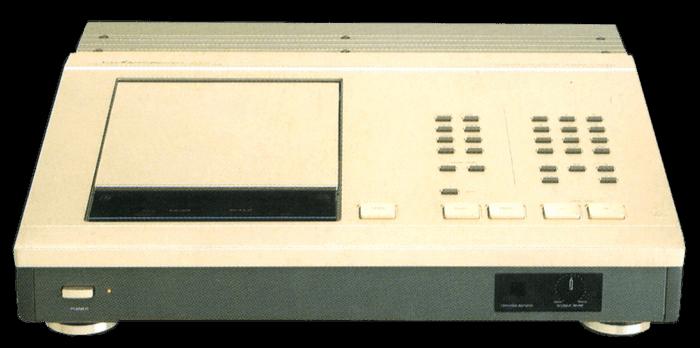 LUXMAN CDプレーヤー D-500X'sII