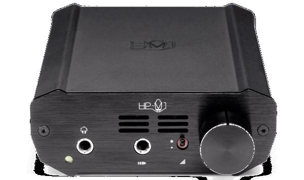 FOSTEX ヘッドホンアンプ HP-V1
