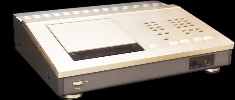 LUXMAN CDプレーヤー D-500X's