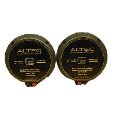 ALTEC スピーカー 291-16C