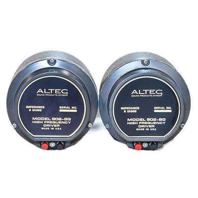 ALTEC スピーカー 802-8G