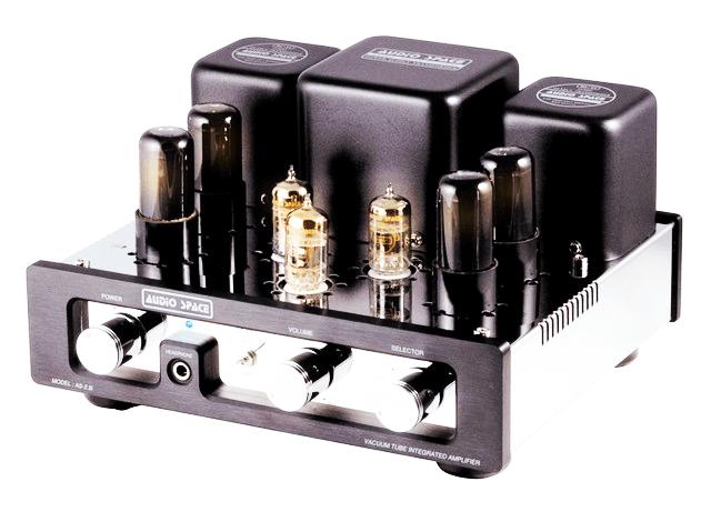 AUDIO SPACE 管球式プリメインアンプ AS2.8I