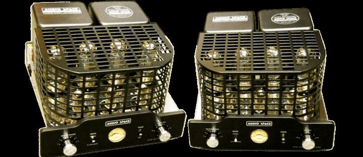 AUDIO SPACE 管球式パワーアンプ M-9 SE
