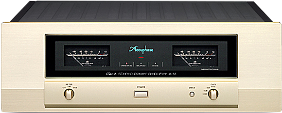 Accuphase パワーアンプ A-35
