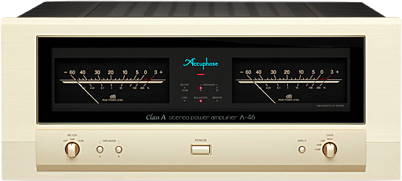 Accuphase パワーアンプ A-46