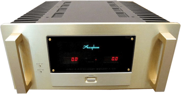 Accuphase パワーアンプ A-50