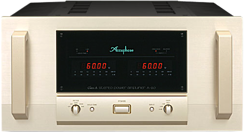 Accuphase パワーアンプ A-60