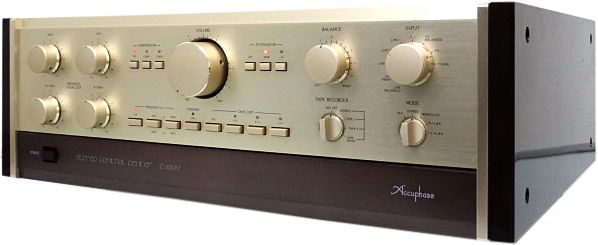 Accuphase コントロールアンプ C-200V