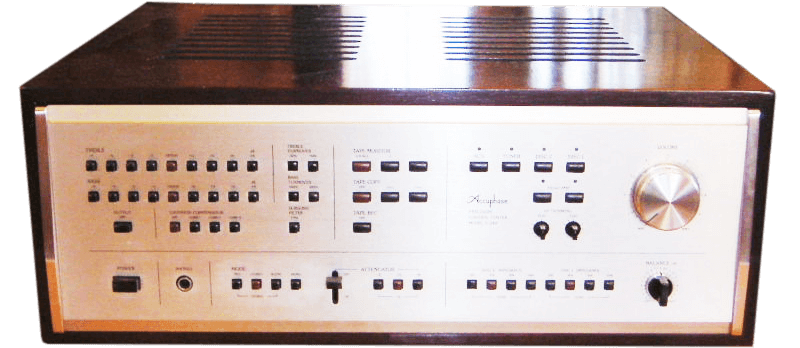 Accuphase コントロールアンプC-240