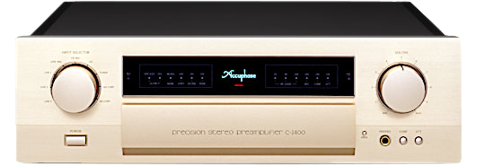 Accuphase コントロールアンプ C-2400