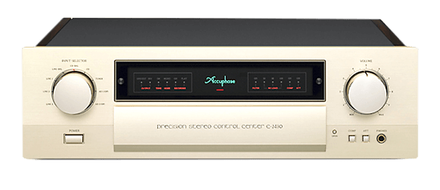 Accuphase コントロールアンプ C-2410
