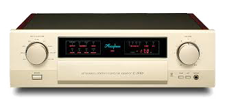 Accuphase コントロールアンプ C-2420