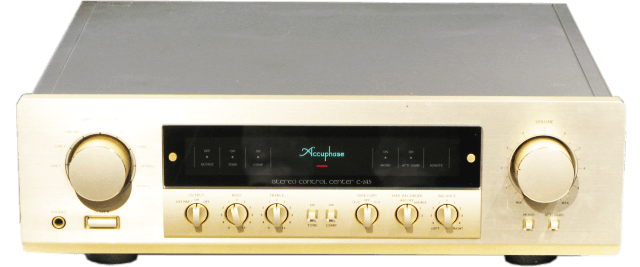 Accuphase コントロールアンプ C-245