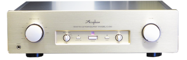 Accuphase コントロールアンプ C-250