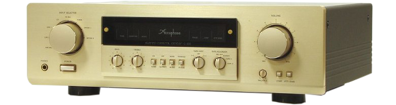 Accuphase コントロールアンプ C-265