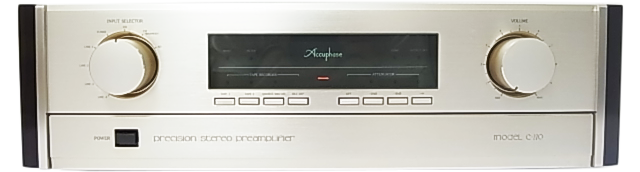 Accuphase コントロールアンプ C-270