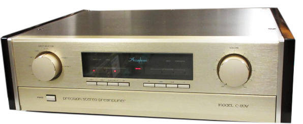 Accuphase コントロールアンプ C-270V