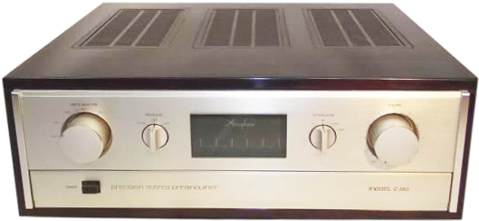 Accuphase コントロールアンプ C-280