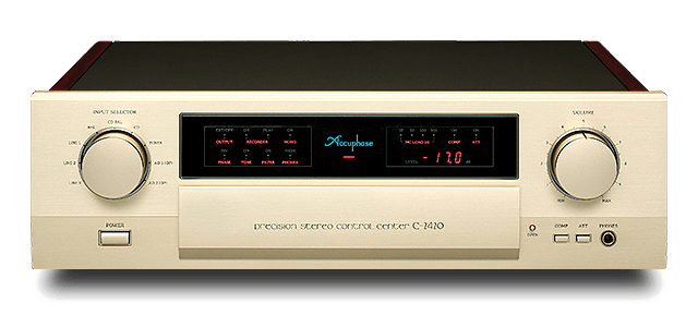 Accuphase コントロールアンプ C-2800