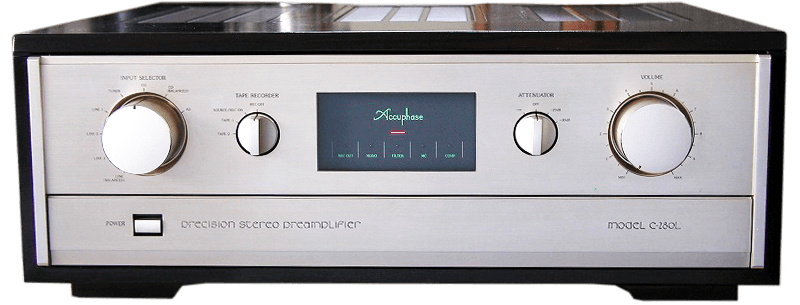 Accuphase コントロールアンプ C-280L