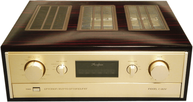 Accuphase コントロールアンプ C-280V