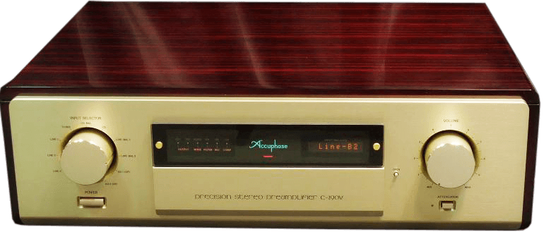 Accuphase コントロールアンプ C-290V