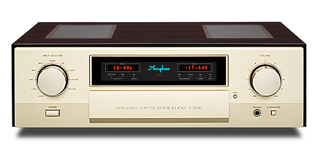 Accuphase コントロールアンプ C-3800