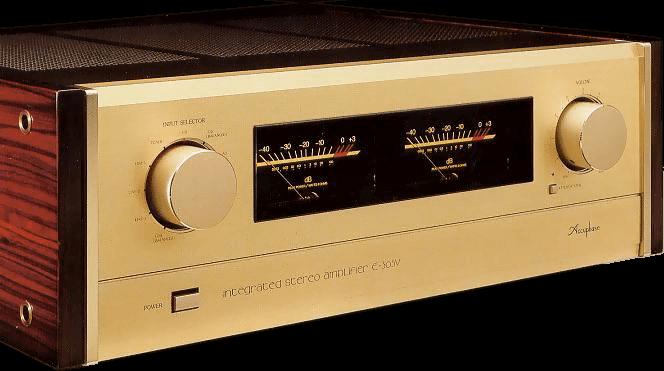 Accuphase プリメインアンプ E-305V