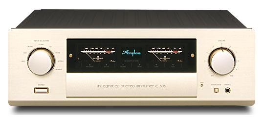 Accuphaseプリメインアンプ E-308