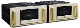 Accuphase モノラルパワーアンプ M-2000 ペア