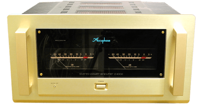 Accuphase パワーアンプ P-1000