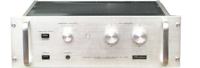 Accuphase パワーアンプ P-20