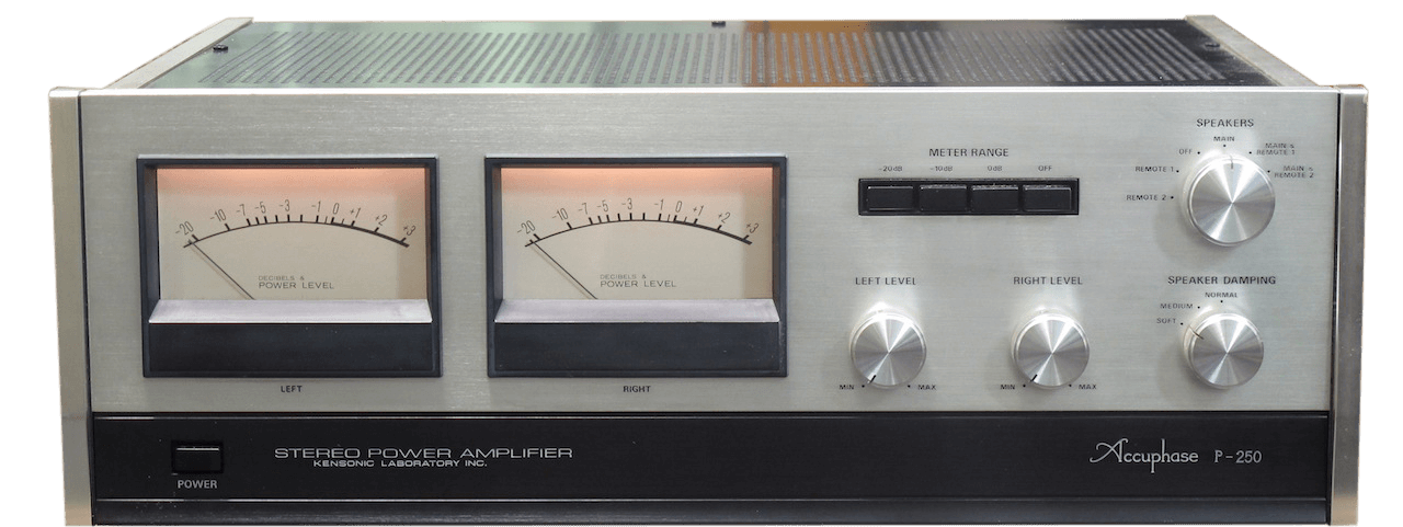 Accuphase パワーアンプ P-250