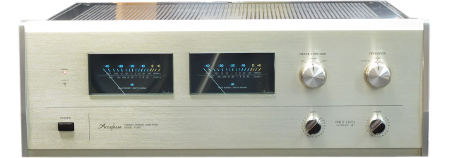 Accuphase パワーアンプ P-260