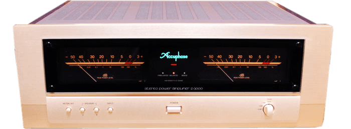 Accuphase パワーアンプ P-3000